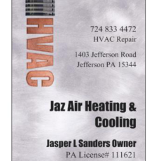 Jaz Air heating and cooling